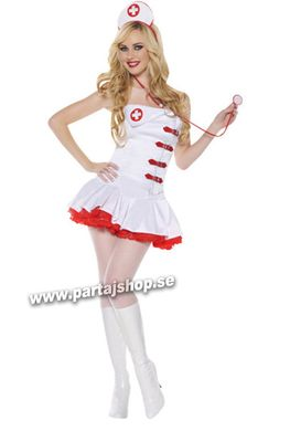 sjuksköterska dräkt monogamy spel