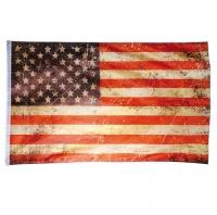 USA Flagga Vintage