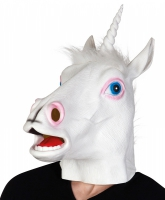 Enhörning Unicorn mask