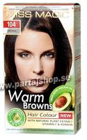 104 Warm Browns 6,0