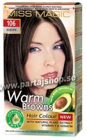 106 Warm Browns 6,75