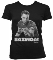 Sheldon Says BAZINGA! dam