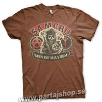 SAMCRO - Men Of Mayhem T-Shirt