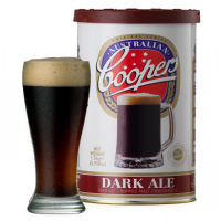 Ölsats Coopers Dark Ale