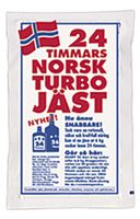 Norsk 24 timmars turbo.