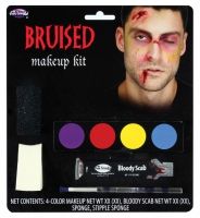Bruised Make up kit
