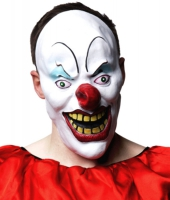 Ansiktsmask clown
