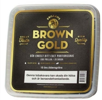 Portion Prillan Brown Gold