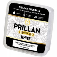 Portion Prillan white