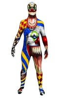 Monster Clown Morphsuits