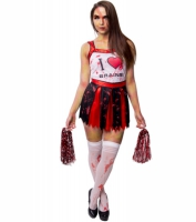 Zombie Cheerleader, teen