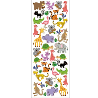 Stickers Zoo
