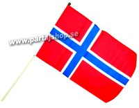 Norsk flagga 30x45 cm