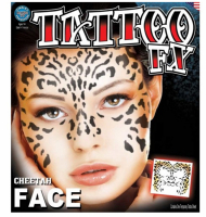 Tattoo Leopard