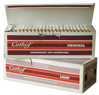 Cigaretthylsor 200-pack