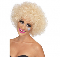 Afroperuk vit/Blond