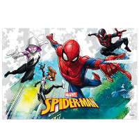 Bordsduk Spiderman 120x180cm