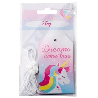 Gift Tags Unicorn 12-pack