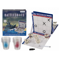 Drinkspel battle ship