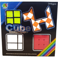 Magic Cube 4-pack