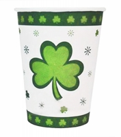 St. Patricks day, Pappersmugg