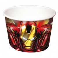 Glassbägare Avengers Iron Man