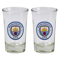 Shotglas Manchester City