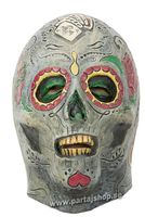 Latexmask Day of the dead zombie