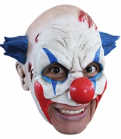 Latexmask Chinless clown