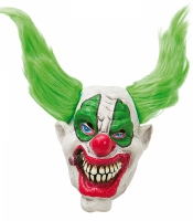 Clown latexmask