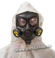 Gas attack mask