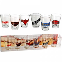 Shotglas 6-pack