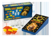 Toss Bag Game Drinkspel