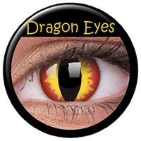 Dragon eyes linser