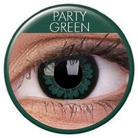 Party green linser