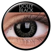 Dolly black linser