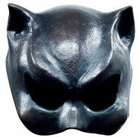 Batgirl latex Mask