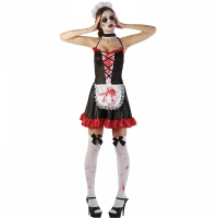 French maid bloody