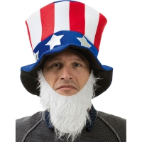 Uncle Sam hatt USA