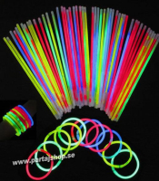Glowsticks 50-pack