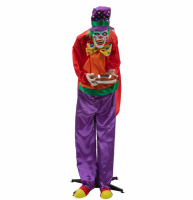 Clown Animerad