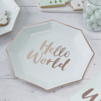 Tallrik hello world