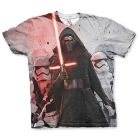 Officiell Star Wars t-shirt - Kylo Ren