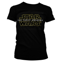 Star Wars t-shirt dam