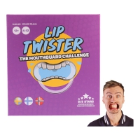 Lip Twister - Mouthguard challenge