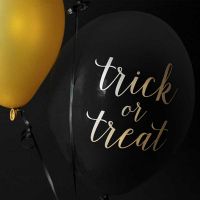 Ballong Trick Or Treat