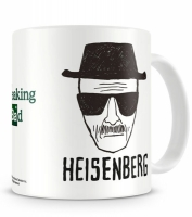 Breaking Bad Heisenberg mugg