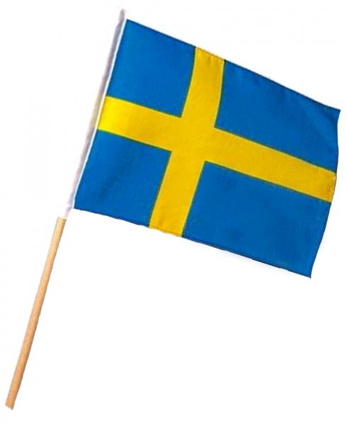Svensk Flagga 30 X 45 Cm