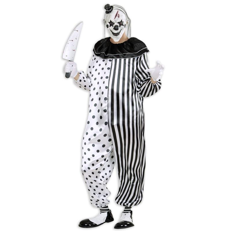 Killer Clown vuxen i gruppen Högtider   Halloween   Halloweendräkter    Herrdräkter hos PARTAJSHOP AB ( 9053a0d975d5b