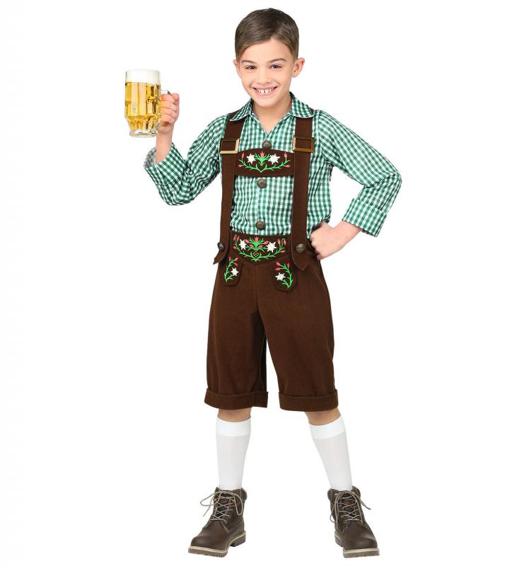 9c4ede0bb4e3 Lederhosen och Skjorta Barn Strl.104. 299 kr. Betyg på Lederhosen och Skjorta  Barn i gruppen Högtider / Oktoberfest / Oktoberfest kläder ...